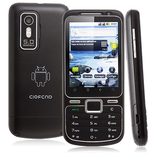 Hero H600, Android, MTK6516, TV, GPS